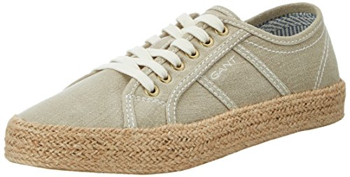 Gant Damen Zoe Sneaker Beige (natural)
