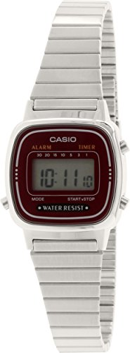 Casio LA670WA 4 Womens Countdown Digital