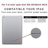 LENRICH iPad Mini 5 2019 case Keyboard for iPad