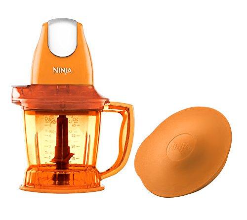 orange appliances kitchen - 2
