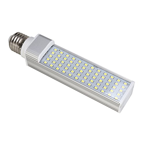 UEETEK E27 LED Energy Saving Lamp to Fit All Fish Pod and Fish Box Aquariums (White) (11W)
