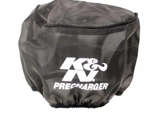 K&N 22-8036PK Black Precharger Filter Wrap - For Your K&N RF-1009 Filter K&N Engineering