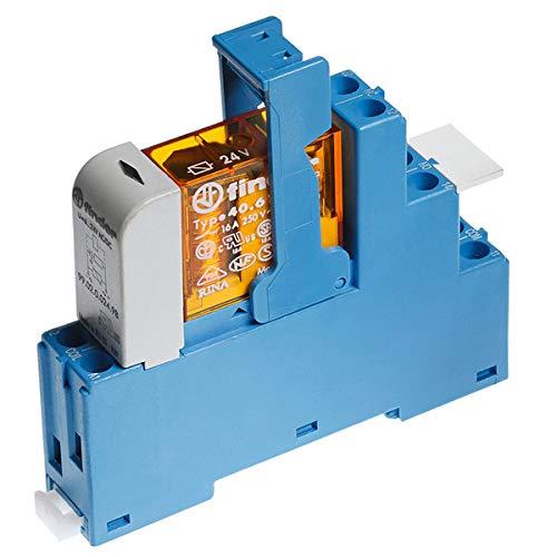 12V DC Coil Interface Relay Finder 48.31.7.012.0050-10PK 10A SPDT