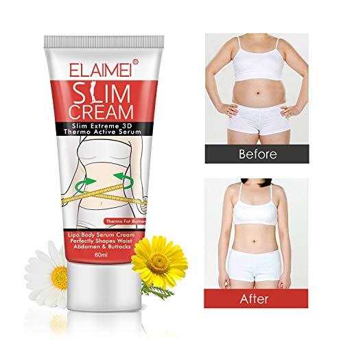 Slimming Cream,Cellulite Removal Cream Fat Burner Weight Loss Slim Creams Leg Body Waist Effective Anti Cellulite Fat Burning (1PC) 1