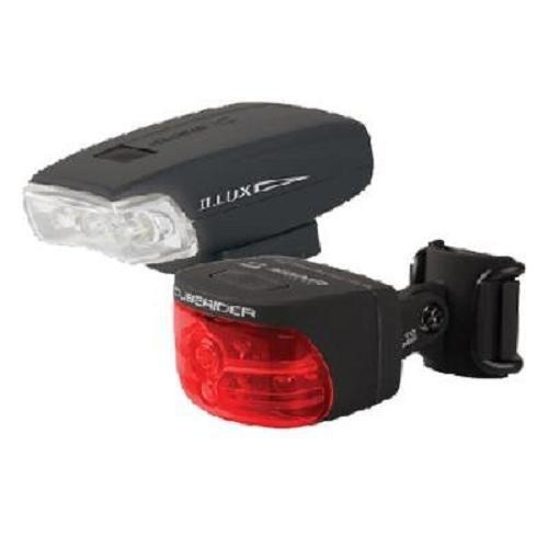Sigma Illux/Cuberider LED LED Illux/Cuberider Licht Set 761de7