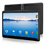 Android Tablet PC 10 inch,Octa-Core Processor,Android 9.0, 5G-WiFi, 4GB RAM,64GB ROM,1280x800 HD Touchscreen, GPS, Dual Camera,H3 (Black)