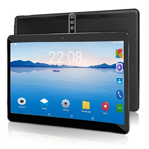 10 inch Android Tablet, Octa-Core CPU, 4GB RAM 64GB ROM ,IPS HD Touchscreen,5G-WiFi Tablet PC, Built-in Bluetooth WiFi…