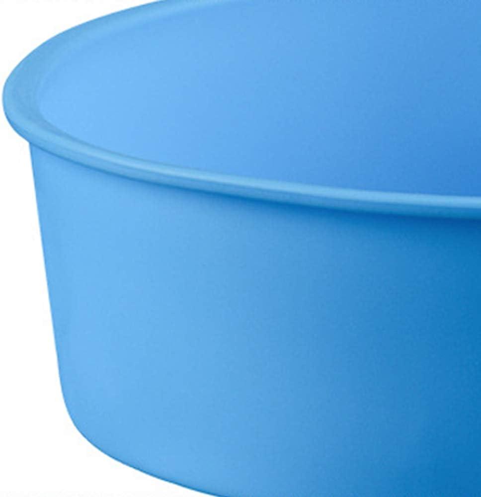 1 molde redondo de silicona antiadherente para hornear tartas 6//15 cm azul silicona molde redondo para hornear