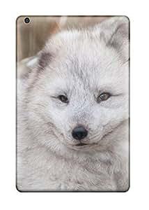 Sanp On Case Cover Protector For Ipad Mini/mini 2 (arctic Foxes )