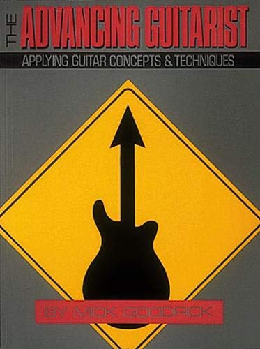 advancing guitarist - 1