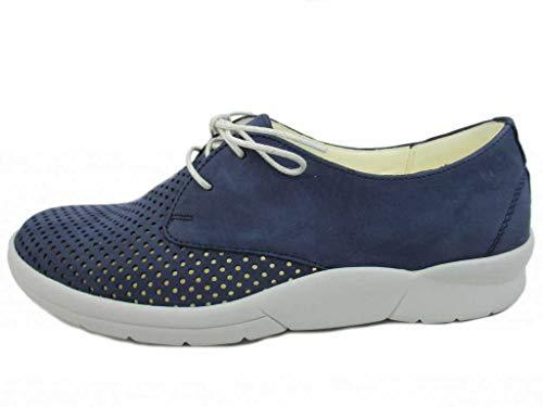 Christian De Dietz 73 Bleu Ville Chaussures Femme Pour Lacets À 2072091 rwFrq67