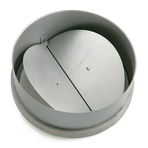 Diameter Chimney Venting Pipe - Vogelzang Anti-Backdraft Damper - Model# AD-8