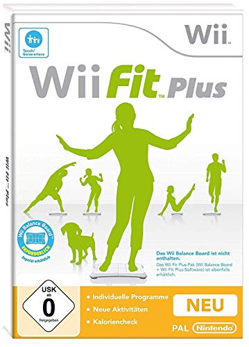 (Wii Fit Plus)