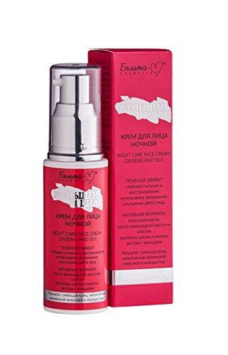 Night cream provides deep nourishing of skin 50 g from the company Belita-Vitex