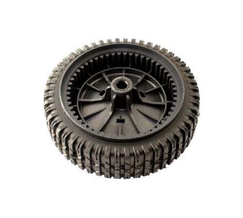 Husqvarna 532180775 Lawn Mower Wheel For Husqvarna/Poulan/Roper/Craftsman/Weed Eater Used Walk Behind Lawn Mowers