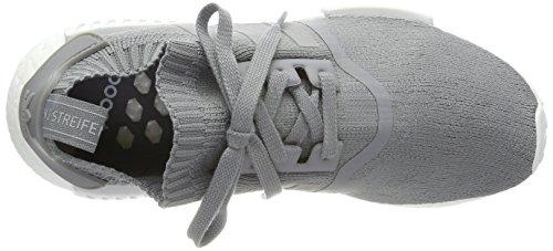 adidas Chaussures PK NMD Three Footwear Vert Femme r1 Fitness White Gris de Grey W rgSCrqxp