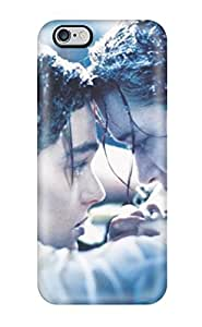 ZcTovAM6055aODBi Tpu Phone Case With Fashionable Look For Iphone 6 Plus - Titanic Movie Romantic Couple