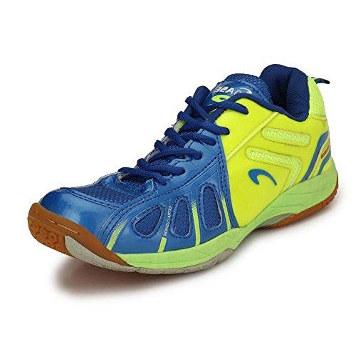 ASE Pro Men's Professional Badminton Shoe Blue-Green (B07FNP1LNM) Amazon Price History, Amazon Price Tracker