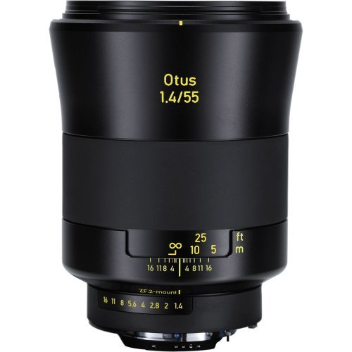 Zeiss 55mm f/1.4 Otus Distagon T Lens for Nikon F Mount