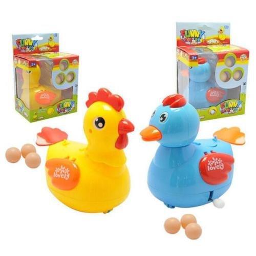 Gozebra(TM) New Funny Toy Lay Eggs Hen Joke Gift For Children Gadget Of Comedy by Gozebra