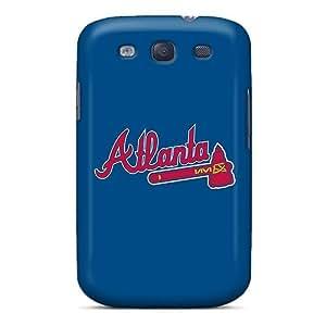Ultra Slim Fit Galaxy S3 Hard Cases (atlanta Braves)