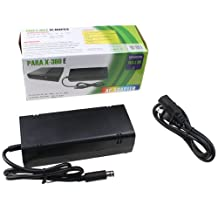 AGPtek® 12V 9.6A AC Adapter Power Supply For Microsoft XBOX360E Console (NOT for XBOX ONE)