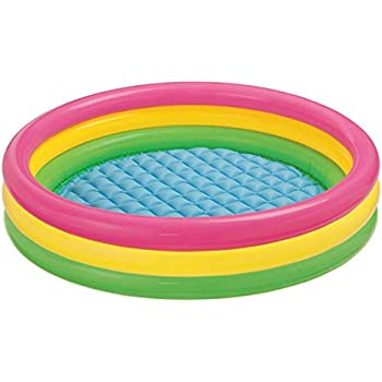 Amazon Com Intex Swim Center Family Inflatable Pool 103