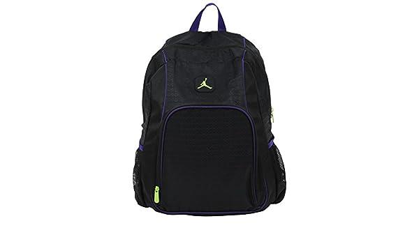 new product 07568 0b024 Nike Air Jordan legado/mochila libro bolsa/bolsa para portátil: Amazon.es:  Electrónica