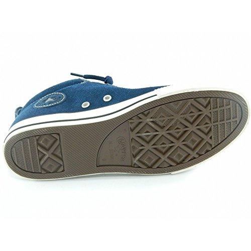 Converse All Star Street Cab Mid Suede - Zapatillas infantiles Blu