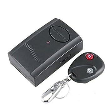 Moto Auto antirrobo alarma de seguridad sistema seguro ...