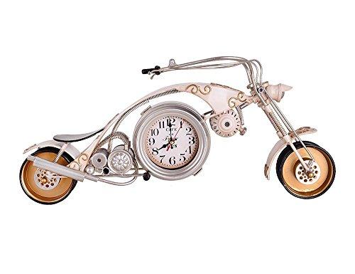 Utopia Alley Motorcycle Replica Metal Decorative Mantel/Desk