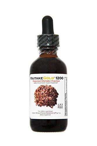 Mushroom Science Maitake Gold 1200