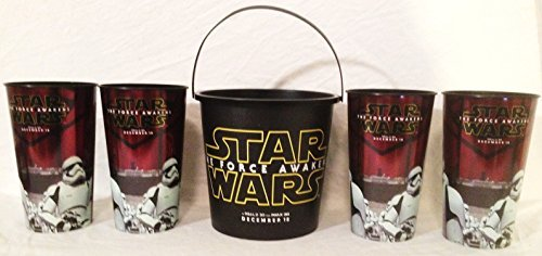 Star Wars The Force Awakens Theater Exclusive Promotional 130 oz Family pack