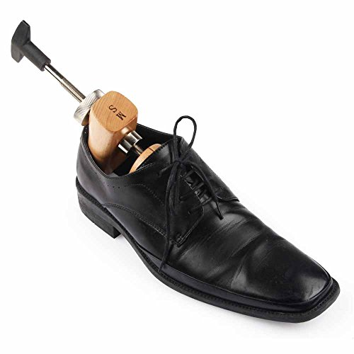 FootFitter Premium Professional 2-Way Shoe Stretcher- Stretches Length and Width
