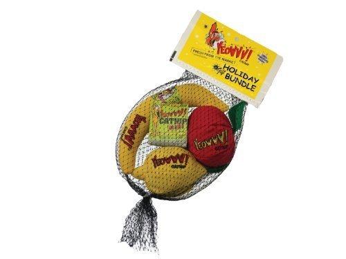 Yeowww Holiday Gift Bundle Catnip Toy by DuckyWorld Products, Inc.