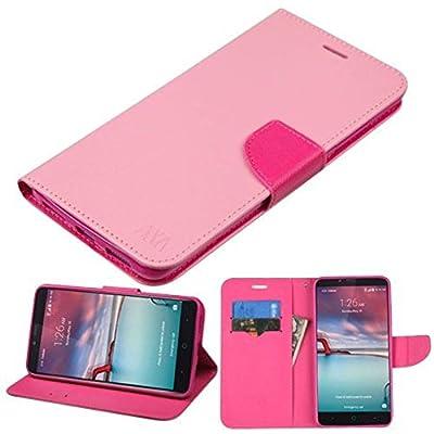 MyBat Wallet Case for ZTE Z988 , ZTE Z962G , ZTE Zmax Pro, ZTE Z963U , ZTE Grand X Max 2 by Valor Communication LLC