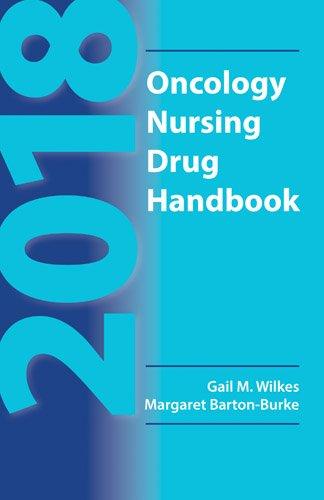 2018 Oncology Nursing Drug Handbook by Jones & Bartlett Learning