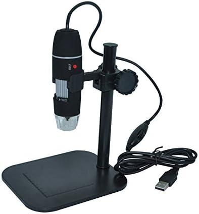 RETYLY Digital USB Mikroskop 50X ~ 500X Elektronische Mikroskop 5MP USB 8 LED Digitalkamera Mikroskop Endoskop Lupe