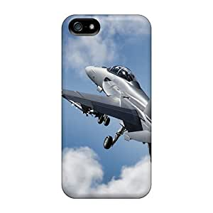 ConnieJCole Premium Protective Hard Case For Iphone 5/5s- Nice Design - Jet Fighter