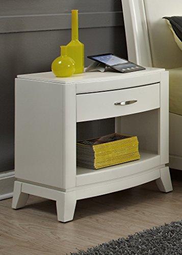- Liberty Furniture 205-BR60 Avalon II Night Stand, 24