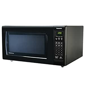 Panasonic NN-H965BF Genius 2.2 cuft 1250 Watt Sensor Microwave w/Inverter Technology,Black