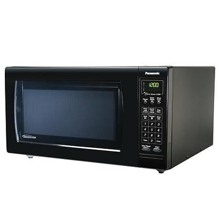 Panasonic NN-H965BF, 1460 W, 120V, 60Hz, 12.7A, Negro, 493 x ...