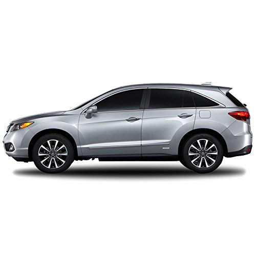 Compare Price: Acura Rdx Body Side Molding