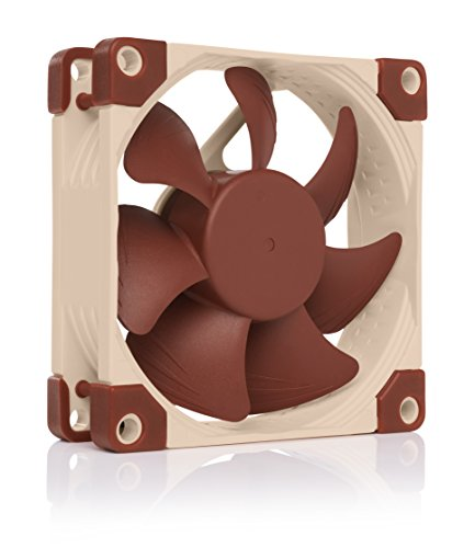 Noctua NF-A8 PWM, Premium Quiet Fan, 4-Pin (80mm, Brown)
