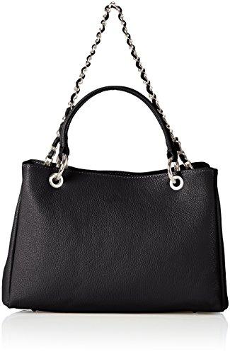 Nero Dublin Spalla schwarz Borse A Bags4less Donna HvPzXqxPw