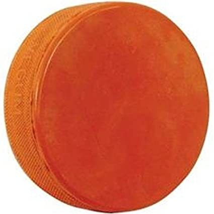 10-Ounce Proguard Weighted Puck Orange