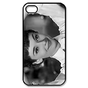 C-Y-F- Audrey Hepburn Phone Case For Iphone 4/4s [Pattern-3]