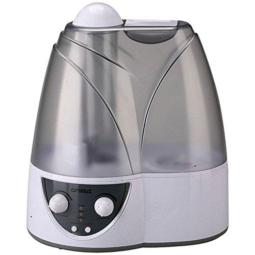 OPTIMUS U-31005 2-Gallon Cool Mist Ultrasonic Humidifier - ONE YEAR Warranty
