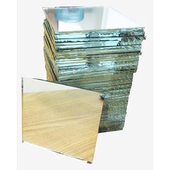 Amazoncom RENIN US PNT X Mirror Tile Home - 1x1 mirror tiles
