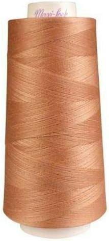 Pick Color-Salmon Pink-32216 3000 Yard Cone Maxi-Lock All-Purpose Serger Thread